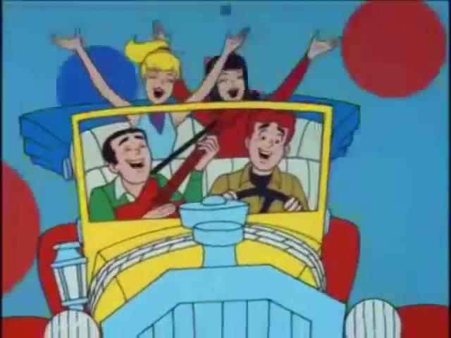Archie-Show-09-gang-drives