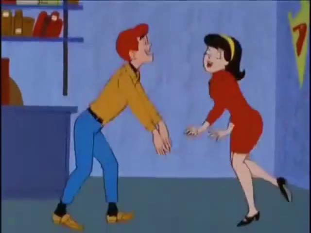 Archie-Show-23-Archie-Veronica-dancing
