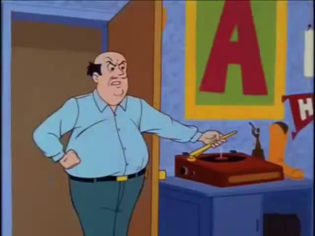 Archie-Show-28-Fred-record