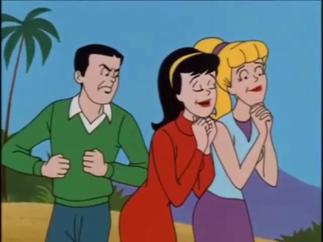 Archie-Show-41-Reggie-girls
