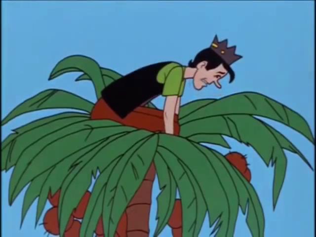 Archie-Show-44-Jughead-tree