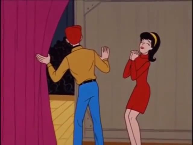 Archie-Show-65-Archie-Veronica-backstage