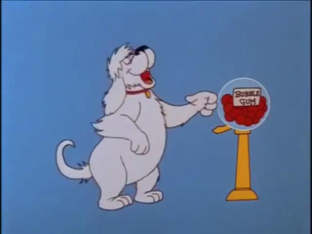 Archie-Show-71-Hot-Dog-bubble-gum