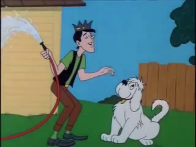 Archie-Show-74-Jughead-hose