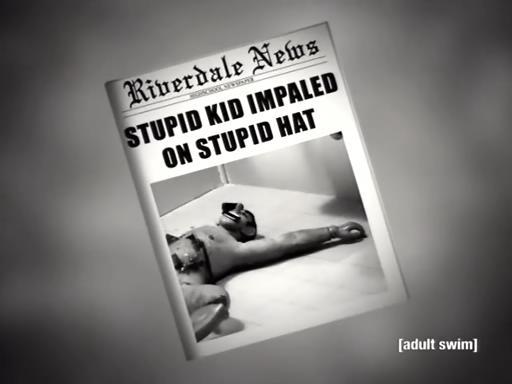robot-chicken-afd-27-newspaper-jughead