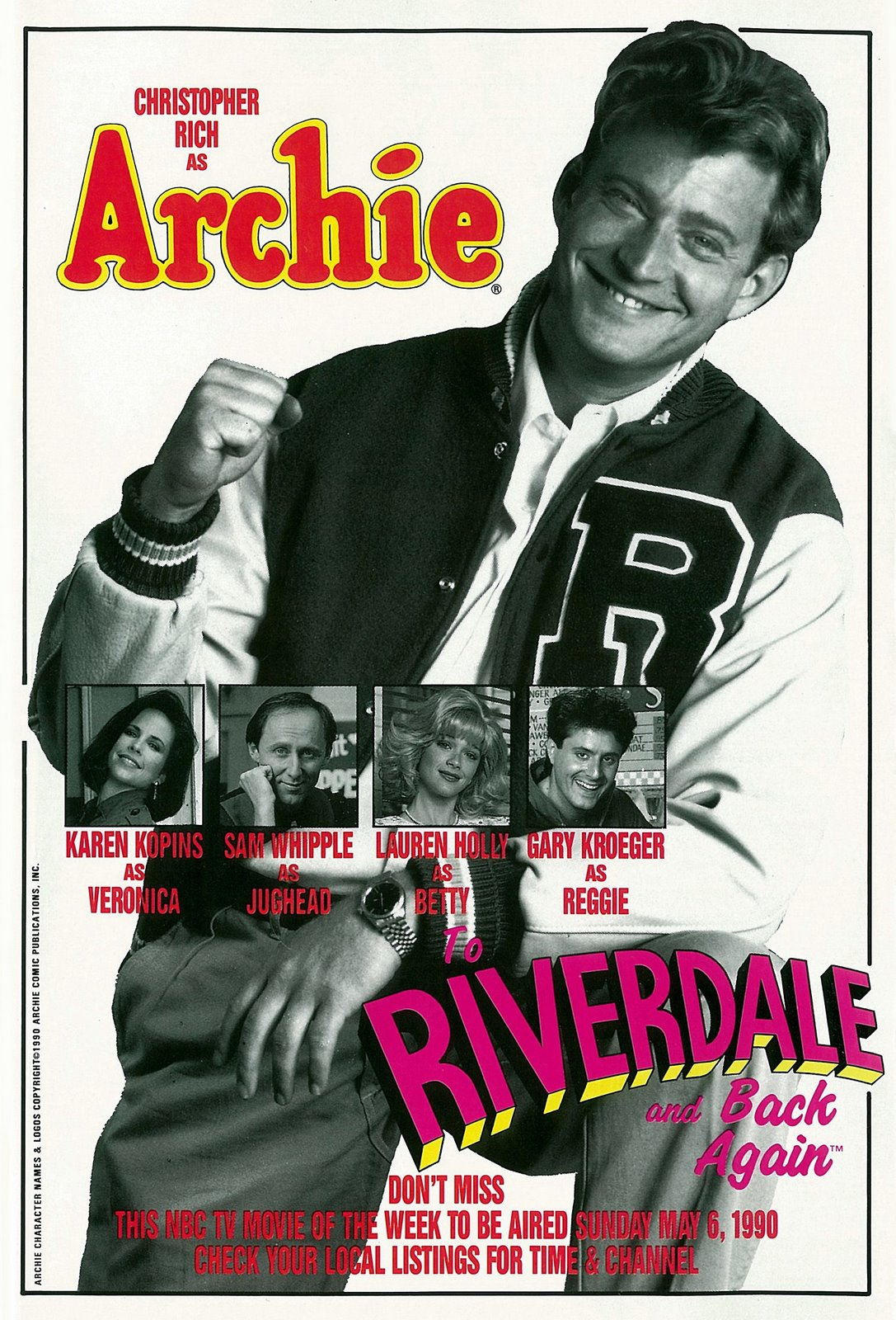 Archie To Riverdale and Back Again Poster.jpg