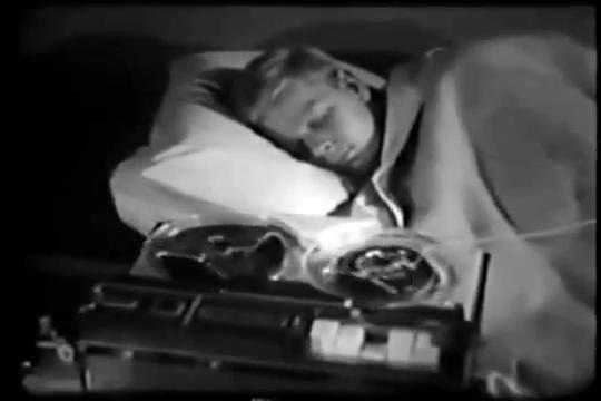 Archie-Pilot-1964-10-Archie-asleep
