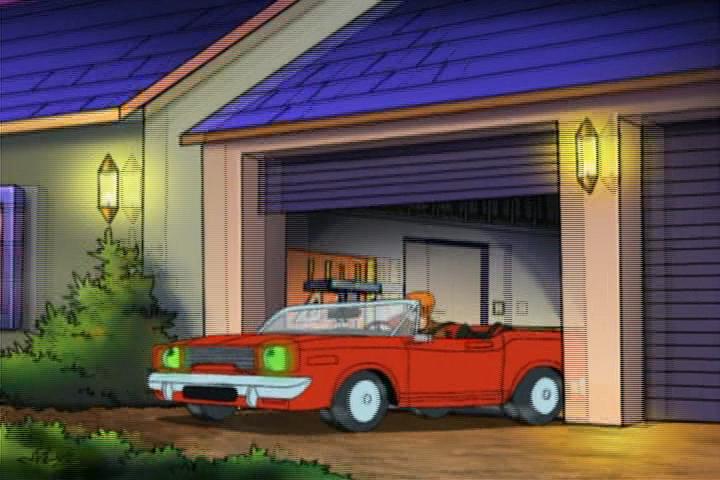 AWM-02-Driven-to-Distraction-84-garage-door-open