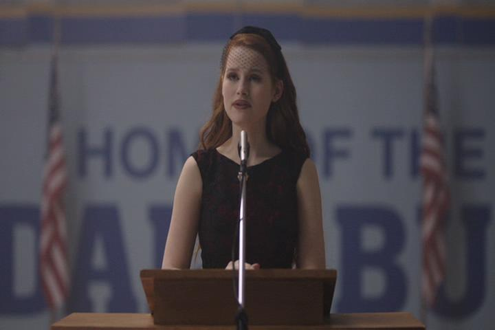 Riverdale-1-01-The-River's-Edge-101-Cheryl-speaks-2