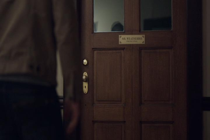 Riverdale-1-02-A-Touch-of-Evil-268-Weatherbee-office-door