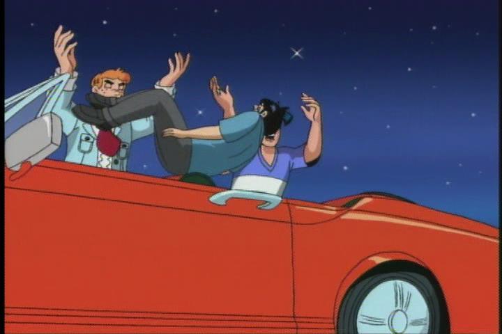 AWM-32-I-Was-a-Teenage-Vampire-93-Archie-Jughead-toss-Reggie