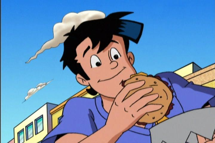 AWM-05-Attack-of-the-50-Foot-Veronica-19-Jughead-burger-hat