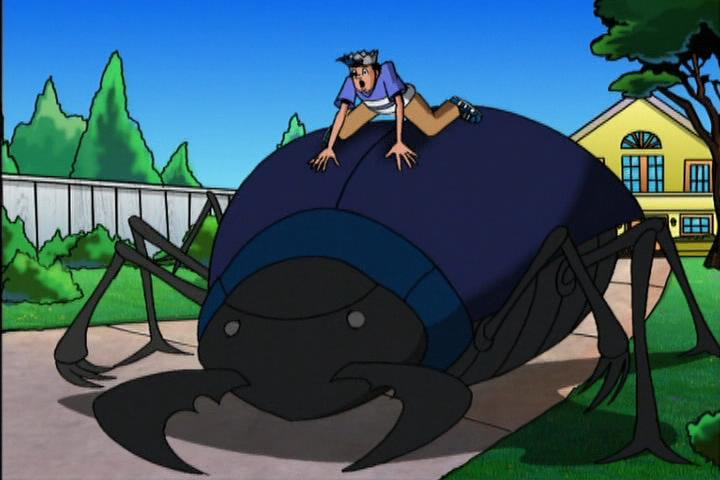 AWM-05-Attack-of-the-50-Foot-Veronica-36-Jughead-rides-bug