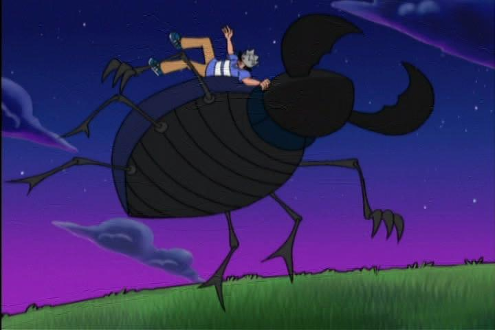 AWM-05-Attack-of-the-50-Foot-Veronica-160-Jughead-rides-beetle