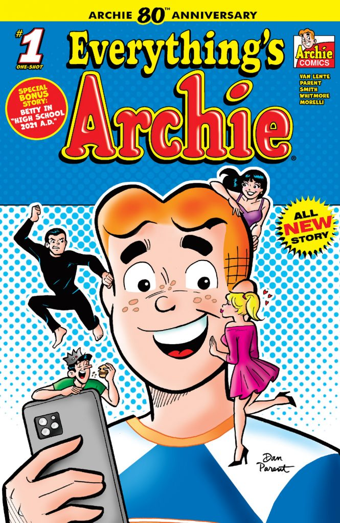 Everything's-Archie-one-shot